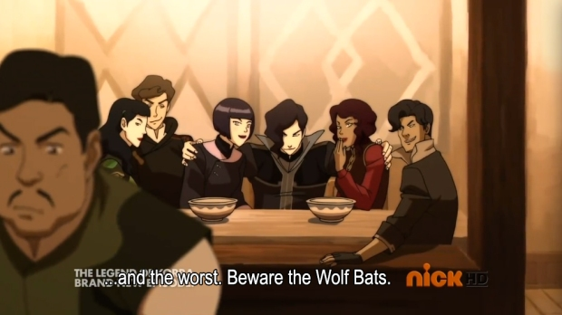 wolf bats