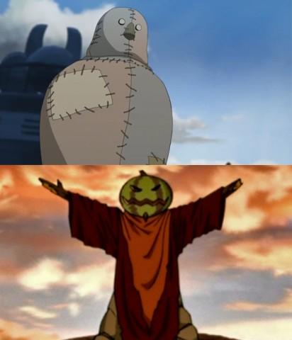 No comparison.